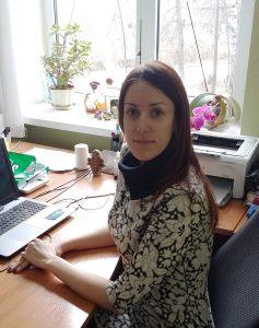 Шатик Виктория Валериевна